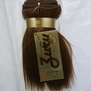 Accessories - Zury 100% Human Hair Micro Yaky Perm Color 30